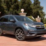 2019 Honda Pilot Sales Information USA - Canada