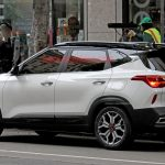 Kia compact crossover caught completely uncovered, and it's called Seltos