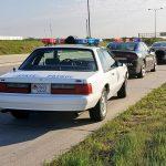 Nebraska State Patrol still uses a 1993 Ford Mustang SSP