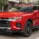 Camaro SUV? Chevrolet brings back the Blazer with slick, sporty design