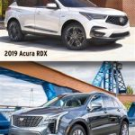 Comparing 2019 Acura RDX with Cadillac XT4