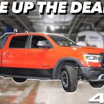 Ram Rebel Rouser Ep. 2: You Won't Believe How Great Our Mopar-Modified Ram Rebel Sounds!