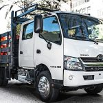 2020 Hino 155 2020 Hino 155 Reviews Video