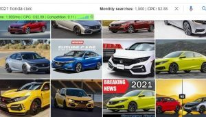 2021 Honda Civic News 2020 Honda Vehicle Reviews