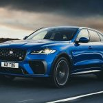 Luxury SUV – Jaguar F-Pace SVR 2021 review